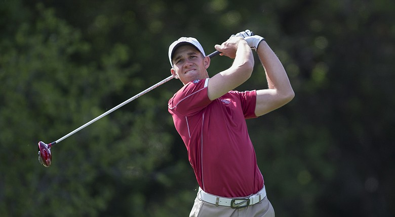 Stanford's Patrick Rodgers won his third straight tournament at The Goodwin.