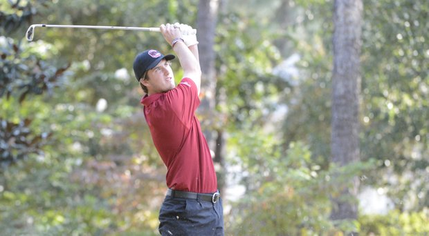 South Carolina junior Will Murphy won in his first appearance at the Azalea Invitational.