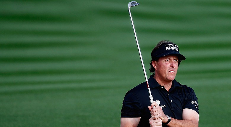 Phil Mickelson is in the field for this week's Shell Houston Open.