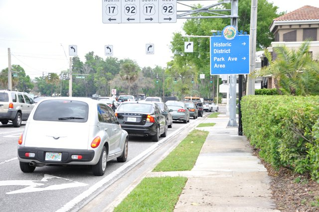 Drivers could have an easier commute if a Lee Road extension goes through.