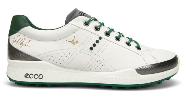 The limited-edition Fred Couples Signature Model of the BIOM Hybrid golf shoe is available now.