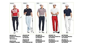 Simpson's scripted apparel for 2014 Masters