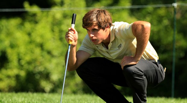 Central Florida's Greg Eason shared medalist honors at the Augusta Invitational last year.