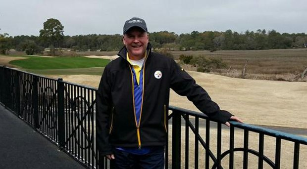 John Ponter hit two holes-in-one in one round at the Oyster Bay Golf Links in Sunset Beach, N.C.
