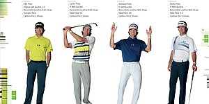 Watson's scripted apparel 2014 Masters