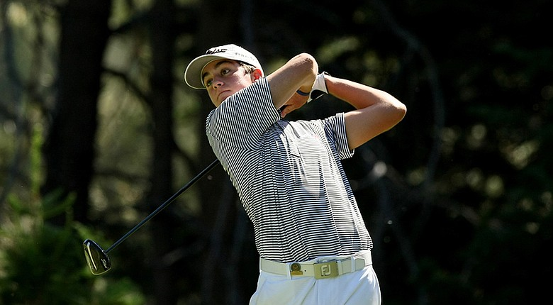 Davis Riley won the Terra Cotta Invitational by one stroke in Naples, Fla.