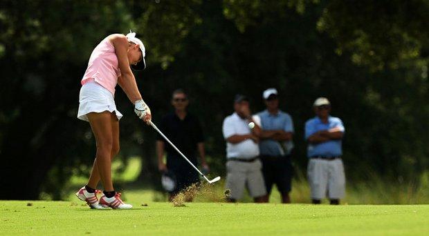Katelyn Dambaugh and the South Carolina Gamecocks won the Ping/ASU Invitational.