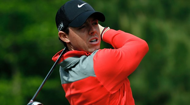 Rory McIlroy posted a 7-under 65 on Sunday to finish in seventh at the Shell Houston Open.