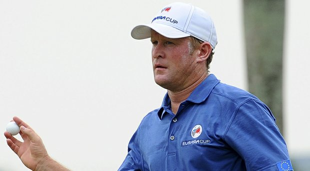 Jamie Donaldson of Wales is headed to the Masters at Augusta National in 2014 along with a European Tour contingent that might not have made it decades ago.