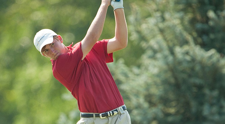 Robby Shelton led the Alabama Crimson Tide to its sixth win of the season at the Mason Rudolph Championship.