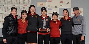 Women's Midweek Report: USC wins match play