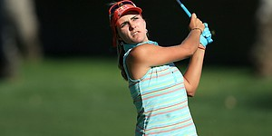 Winner's Style: Lexi Thompson's apparel, Kraft Nabisco