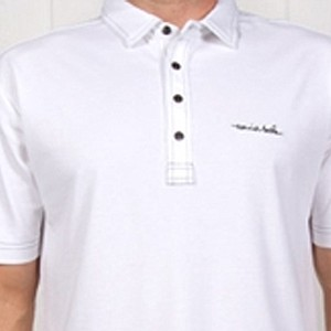 Matt Jones' TravisMathew polo from the Shell Houston Open.
