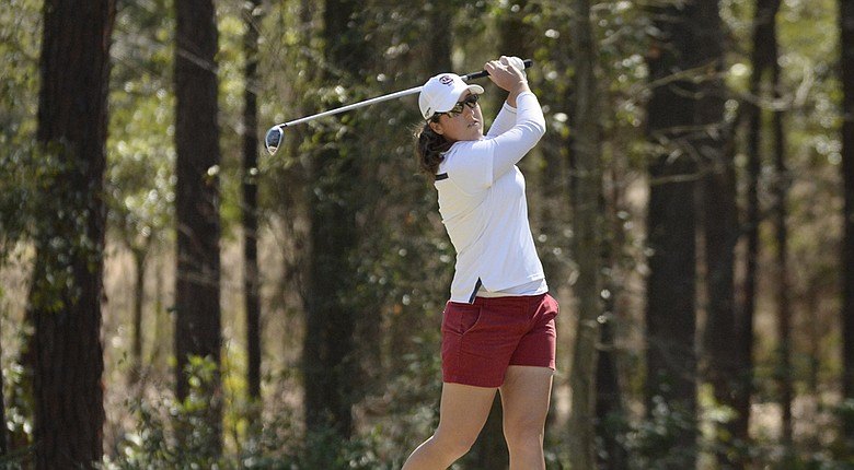 South Carolina's Samantha Swinehart