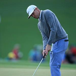 Nick Watney in Nike Golf