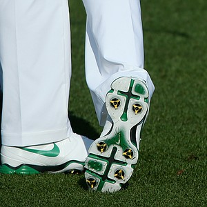 Rory McIlroy's Nike golf shoes