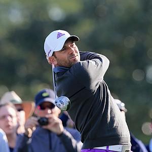 Sergio Garcia in adidas Golf