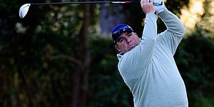 Kevin Stadler outshines father with 2-under 70