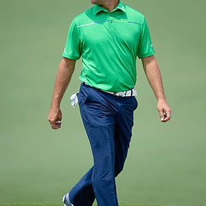 Gary Woodland in Under Armour