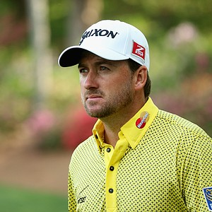 Graeme McDowell in GMac by Kartel