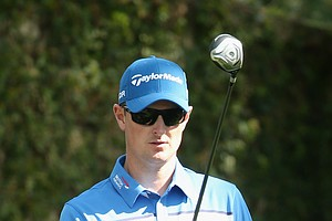 Justin Rose in Ashworth Golf