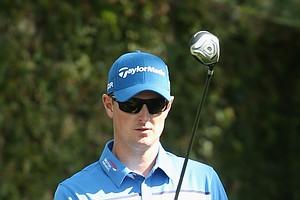 Justin Rose in Ashworth Golf
