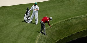 Fortunes at Masters can turn on one bad hole