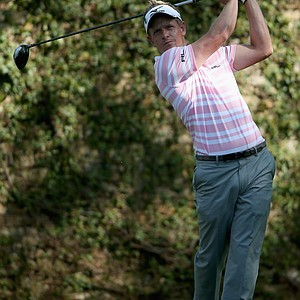 Luke Donald in Ralph Lauren RLX