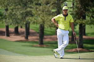 Thorbjorn Olesen in Nike Golf