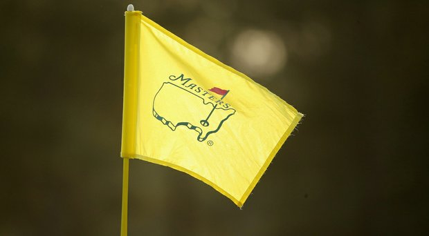 The third round at the 2014 Masters got underway at 10:15 a.m. EDT.
