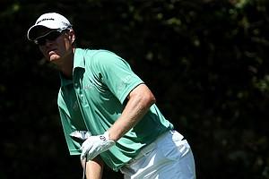 John Senden in Dunning Golf