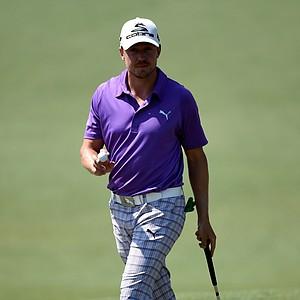 Jonas Blixt in Puma Golf