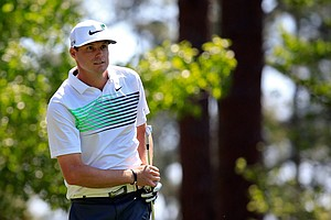 Nick Watney in Nike Golf