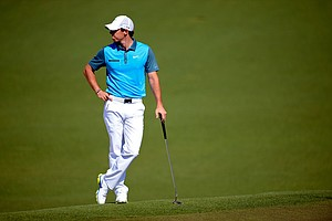 Rory McIlroy in Nike Golf