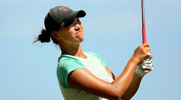 Annie Park and the USC Trojans will play at the Silverado Invitational this week.