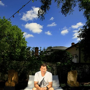 Nick Faldo at his home in Winter Park, Fla. made his Champions Tour debut on March 19.