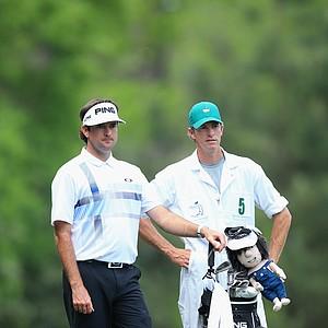 Bubba Watson in Oakley Golf