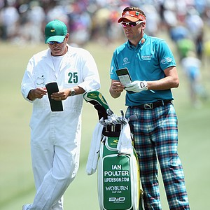 Ian Poulter in IJP Design