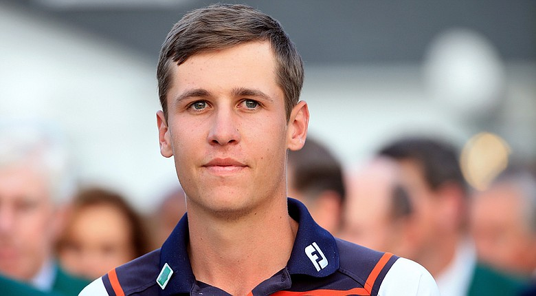Oliver Goss has moved into the top 10 of the World Amateur Golf Rankings after his T-49 finish at the 2014 Masters.