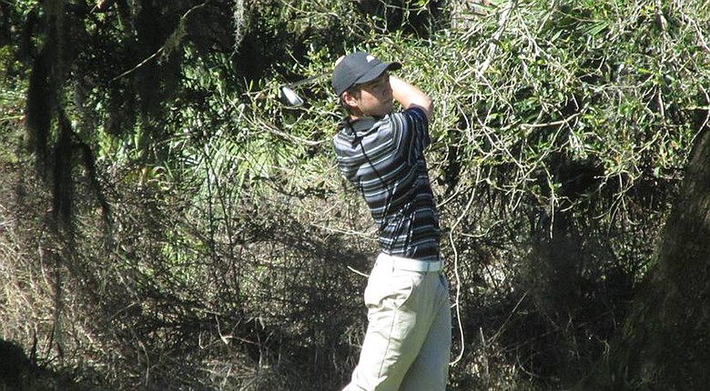 Oglethorpe junior Anthony Maccaglia was the first Division III golfer to receive an invite to the U.S. Palmer Cup team.