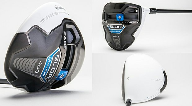 TaylorMade Limited Edition SLDR White driver