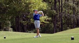 Schlottman (65) breaks Fowler's record, leads Palmetto