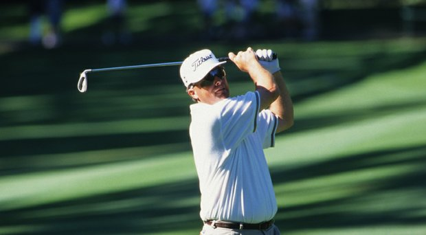 Gene Fieger won the Senior PGA Professional National Championship on Friday in Port St. Lucie (shown here at the 2006 PGA Championship).