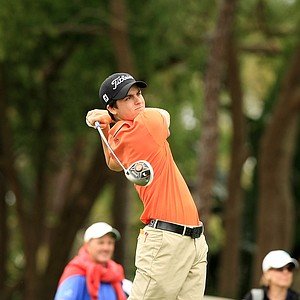 Jorge Garcia on Saturday during AJGA's TaylorMade-Adidas Golf Junior at Innisbrook hosted by Sean O'Hair.