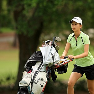Kelsey Zeng on Saturday during AJGA's TaylorMade-Adidas Golf Junior at Innisbrook hosted by Sean O'Hair.