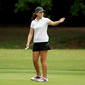 Latanna Stone on Saturday during AJGA's TaylorMade-Adidas Golf Junior at Innisbrook hosted by Sean O'Hair.