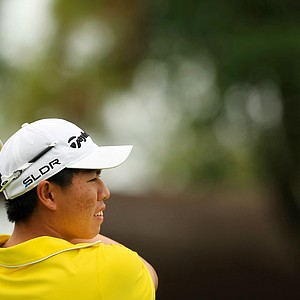 Qi wen Wong on Saturday during AJGA's TaylorMade-Adidas Golf Junior at Innisbrook hosted by Sean O'Hair.
