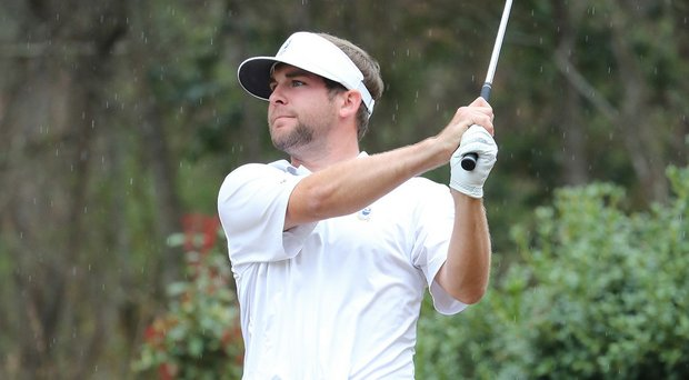 Scott Wolfes placed in the top 10 for Georgia Southern at the Southern Conference Championship.