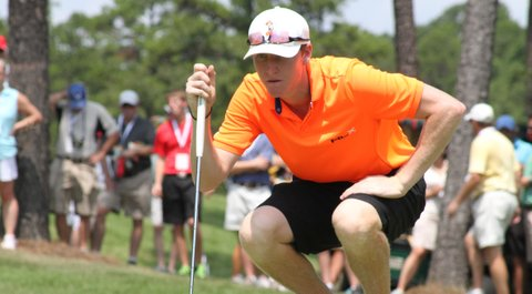 Jordan Niebrugge will play for back-to-back titles at the Amateur Public Links Championship in July.