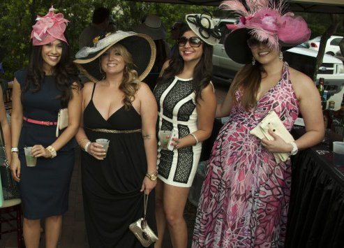 Derby on Park promises to be classy and laid back at the same time as the wine flows, food fills, and guests cheer on the country's top thoroughbred horses during the 140th running of the Kentucky Derby.